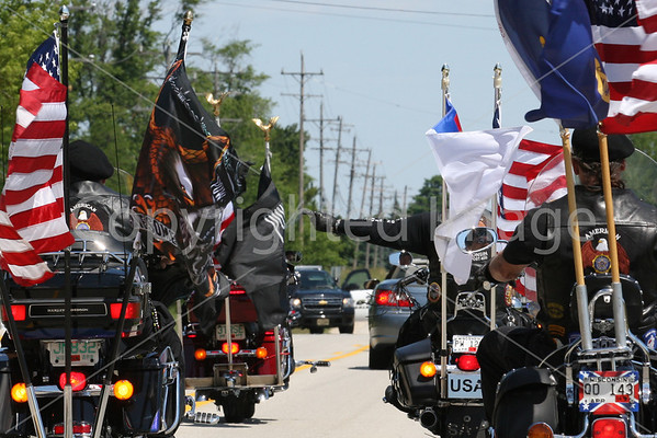 Ride For The National Veterans Wheelchair Games