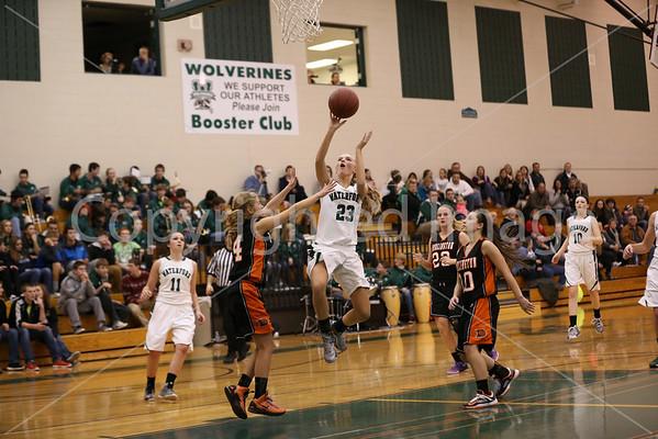 2013-14 Waterford High School Girls Basketball