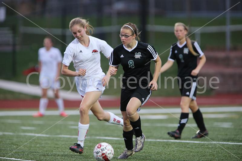 2014  Girls High School Soccer