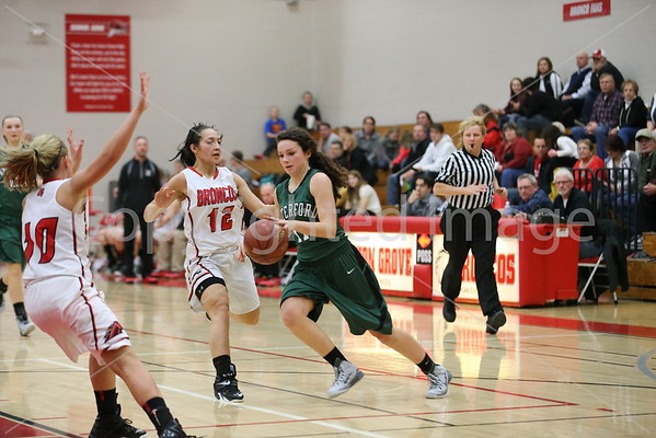 2014-15 Girls High School Basketball