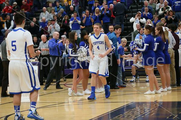 Burlington Catholic Central Boys Basketball